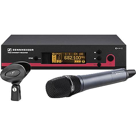 Microphone Waireless Sennheiser Ew3000 G3 sennheiser ew 100 935 g3 wireless handheld ew100 935g3 b b h
