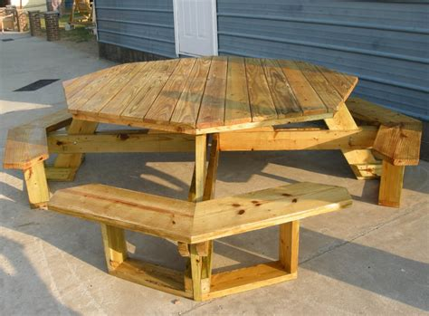 100 picnic table designs decorating square picnic