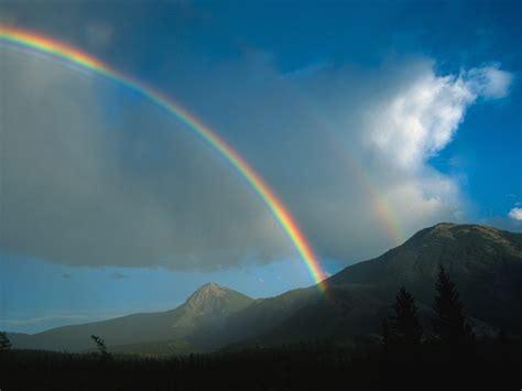 imagenes naturales de arcoiris 191 cu 225 les son los colores del arco iris