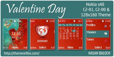 themes love c1 valentine day theme for nokia c1 01 c2 00 themereflex