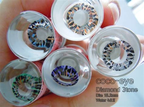 Geo Softlens Berry Cessy All Color all colour mygeolens dropship softlens