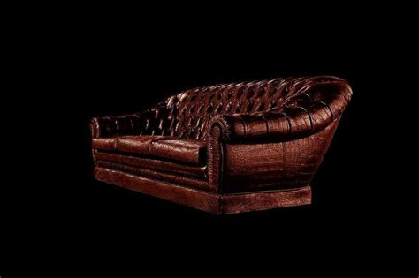 crocodile couch mj luxury exclusive furniture