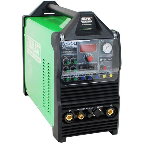 everlast powerpro 256s tig stick plasma welder powerpro