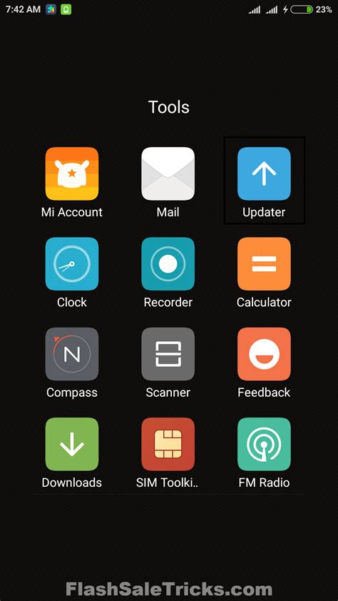 Miui App Drawer by Officially Update Redmi Note 3 To Marshmallow Without
