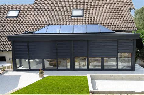 veranda 20m2 zonwering voor uw veranda
