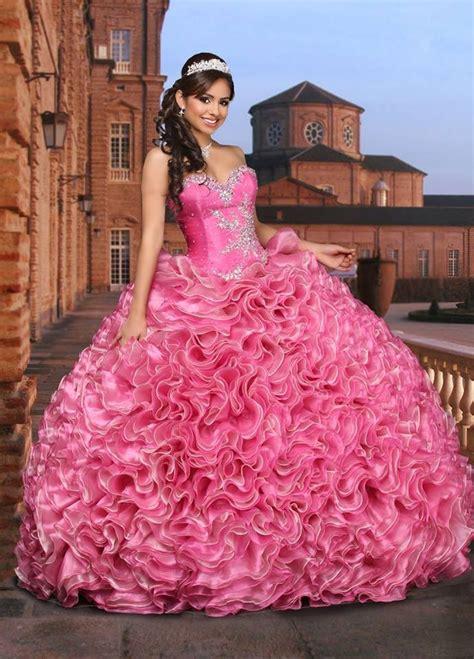 imagenes de vestidos de novia y quinceañeras hermosos vestidos para 15 a 241 os con lindas faldas pomposas