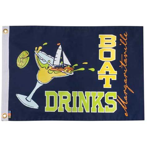 boat drinks margaritaville margaritaville boat drinks novelty flag west marine