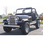 Jeep Cj 7 Amazing Pictures &amp Video To  Cars