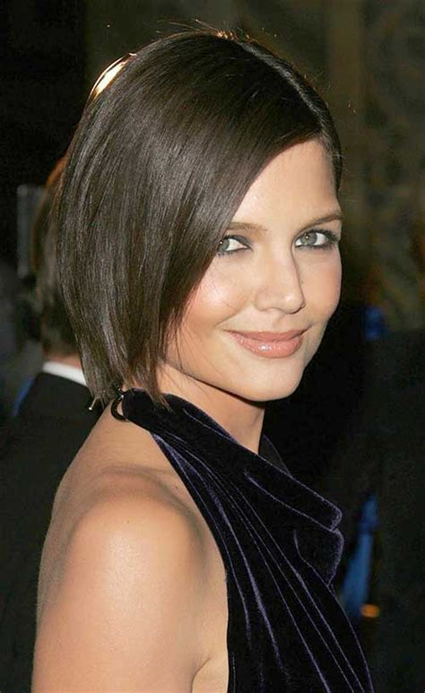 Layered Long Bob Katie Holmes | katie holmes bob pictures you should see bob hairstyles