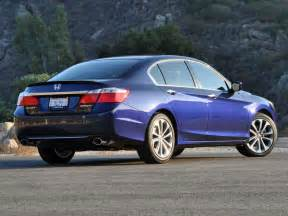 2015 Honda Accord Sport Coupe Honda Accord Sport 2015 The Car Connection Autos Post