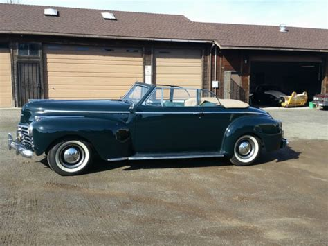 1941 chrysler new yorker for sale 1941 newyorker convertible for sale by second owner for