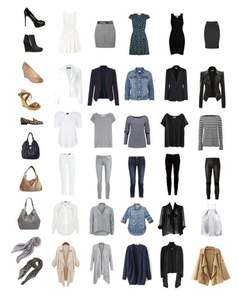 The Minimalists Wardrobe by 1000 Ideas About 10 Wardrobe On Capsule