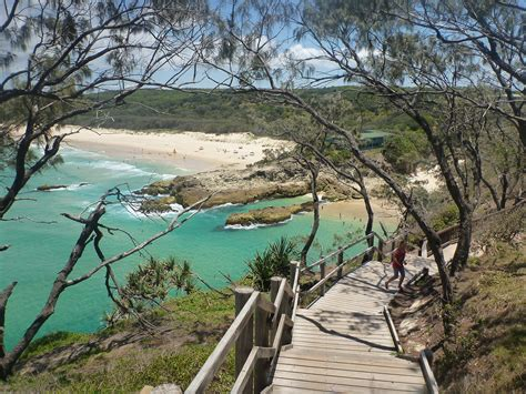 how to a to walk next to you gorge walk nth stradbroke island the friendly chat bed and breakfast
