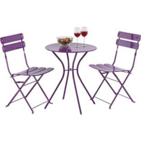 Argos Bistro Table Buy Bistro Set Purple At Argos Co Uk Your Shop For Garden Table And Chair Sets