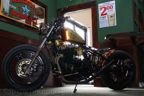honda nighthawk 650 bobber honda vt600 bobber hammerbike customs bikermetric