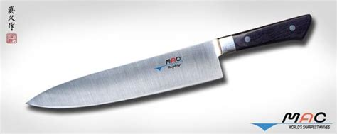 mac professional chef s knife 9 5 inch cutlery and more professional series 9 1 2 quot chef s knife mbk 95 mac knife