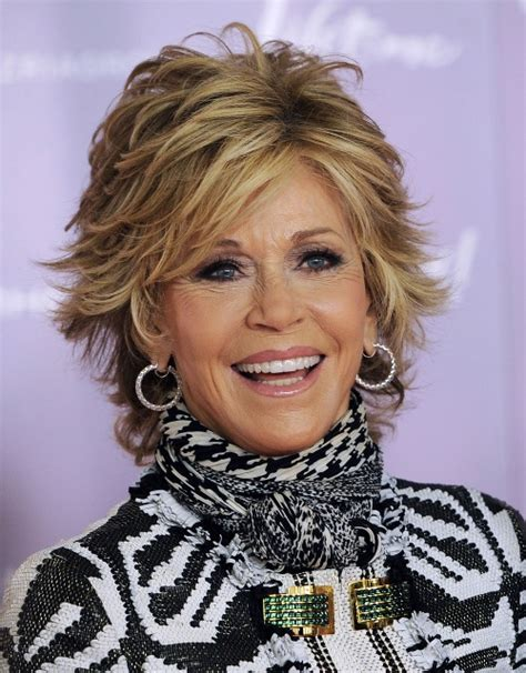 how to cut fonda hairstyle jane fonda hair pinterest for women style and love her