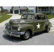 1942 Nash Mdl 4248 6 Cyl 4 Dr Sedan