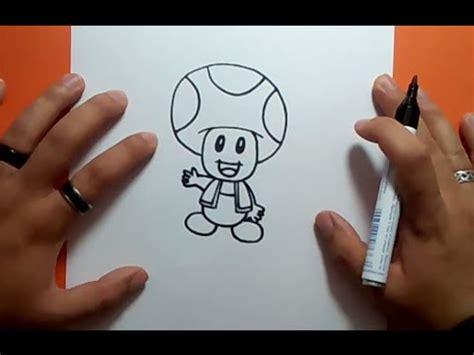 imagenes para videojuegos como dibujar a toad paso a paso videojuegos mario how