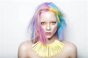 pastel colors hair pastel colored rainbow hair hair colors ideas