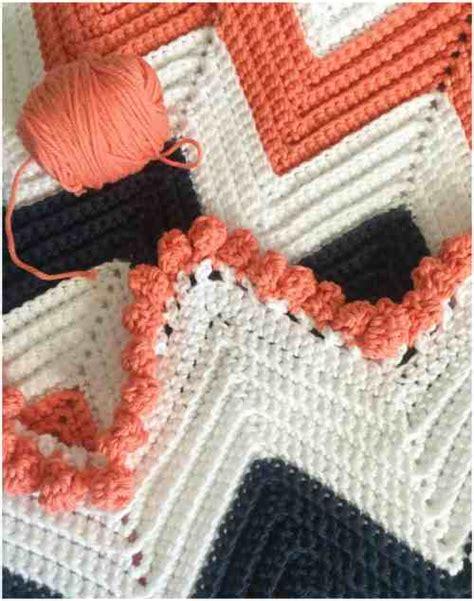 chevron baby blanket free crochet pattern from red heart type baby single chevron crochet blanket free pattern