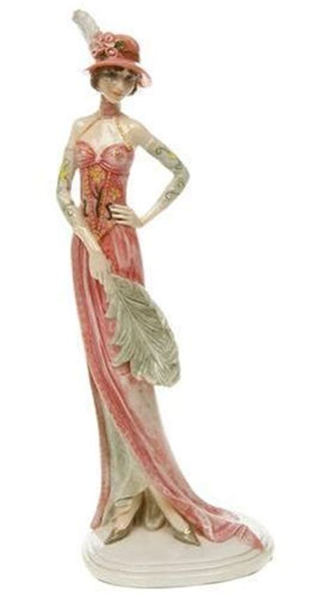 17 best images about art deco feather fans on pinterest 17 best images about figurines on pinterest victorian