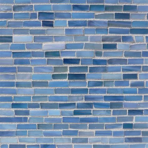 turquoise blue glass mosaic glass tile at the tilery your new england and cape cod tile experts