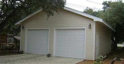 Free Standing Garage by 30x35 Foot Free Standing 2 Car Garage Decks And Patio