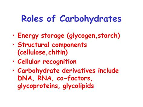 chapter 8 carbohydrates chapter 8 part 1 carbohydrates ppt