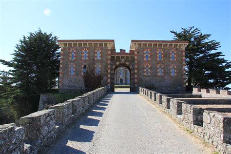 Chateau De Nessay St Briac by Briac Sur Mer Et Le Ch 226 Teau Du Nessay