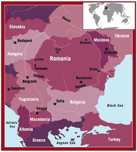 romania on the world map frontline world romania my haunts map of romania
