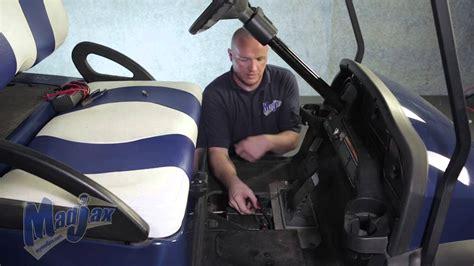 brake light kit   install video madjax golf cart