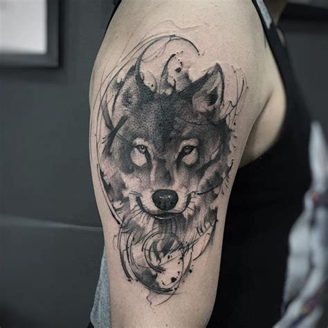 40 lone wolf and tattoos 17 best ideas about wolf tattoos on wolf