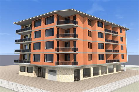 apartment building designs building design and building plans designed by nikola nikolov