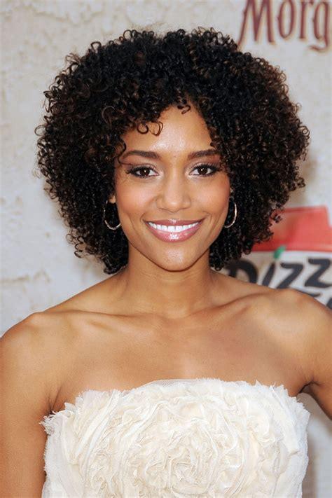 africa kinki hair style natural hair in hollywood kinky hairstyles on women