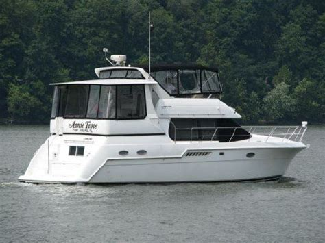 aft cabin diesel boats for sale 1999 carver 406 diesel aft cabin boats yachts for sale