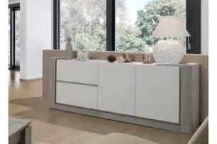 meuble buffet design laqu 233 blanc mat trendymobilier