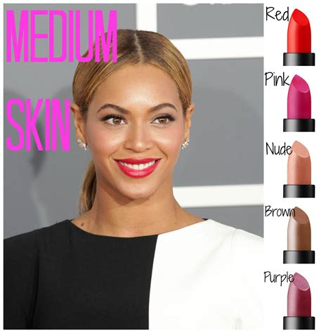 what bold colors would look good in medium brown hair the best lipstick shades for your skin tone the layer