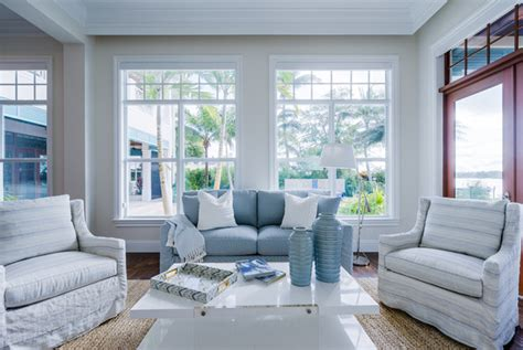 Coastal Living Room Furniture by Coastal Interior Design Guide Pineapples Palms