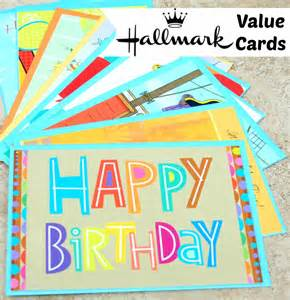 hallmark value cards valuecards