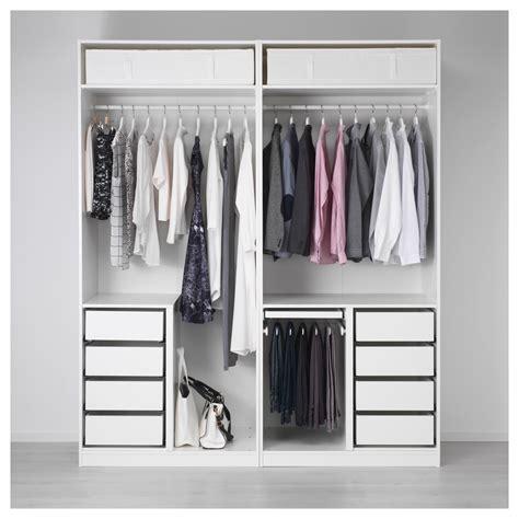 paxplaner ikea kleiderschrank pax wardrobe white uggdal f 228 rvik 200x66x236 cm ikea