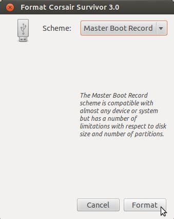 format flashdisk seperti baru cara format flashdisk usb di ubuntu tanpa perintah command