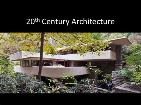 20th century architects early 20th c architecture