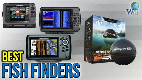 Best Finder 10 Best Fish Finders 2017