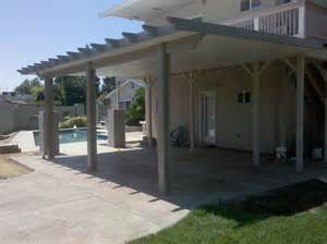 Patio Covers Vacaville Ca Solid Patio Cover Gallery