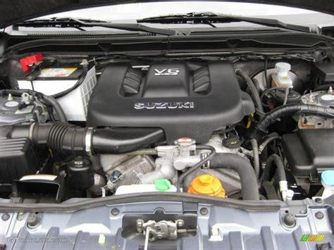 Suzuki V6 Engine 2006 Suzuki Grand Vitara Xsport 2 7 Liter Dohc 24 Valve V6
