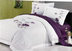 White Duvet Cover With Purple Flowers 1000 images about bedding on duvet cover sets duvet covers and purple duvet covers