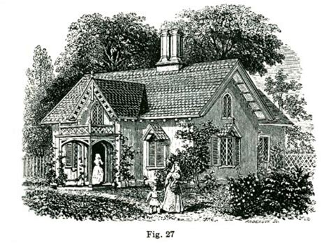 19th century archtecture houses 19th century gothic revival homes and furnishings in north