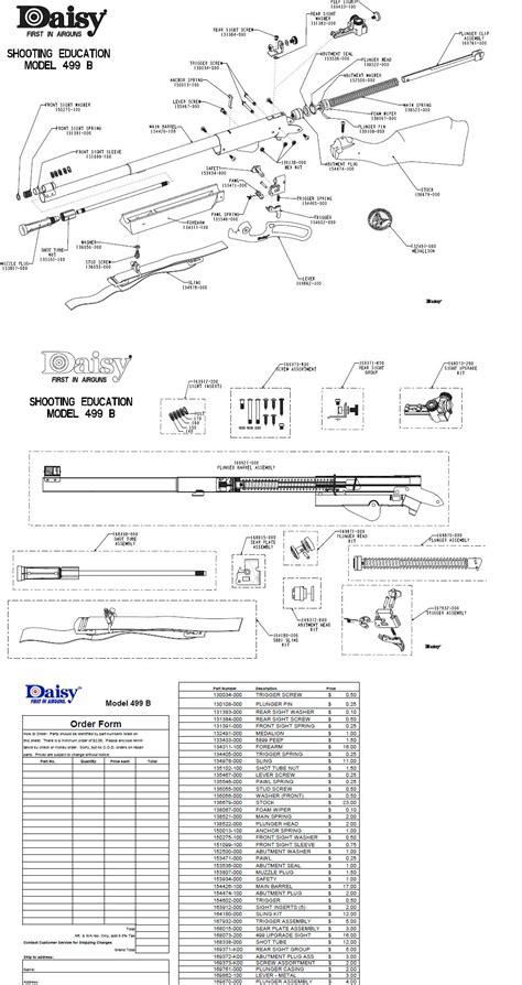 bb gun parts diagram 499 chion buy it or build it