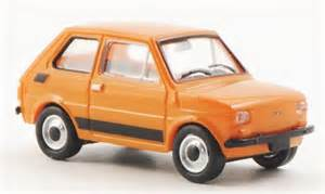 Fiat Orange County Fiat 126 Orange Mcw Diecast Model Car 1 87 Buy Sell